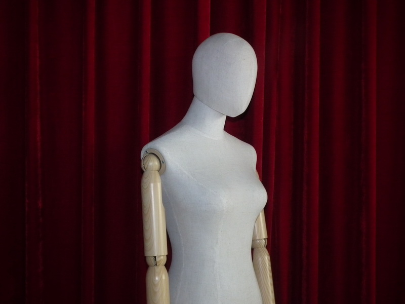 EMW-XGd04A+LH wrapped linen mannequin_4