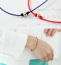 Factory Hot Sale New Arrival Wrap Bracelets red Leather Armbanden With Cute simple design beaded friendship bracelet For Women