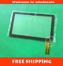3pcs/lot 7Inch Capacitive Touch Screen PANEL Digitizer Glass Replacement for Allwinner A13 Q88 Q8 Tablet PC pad A13 Free Ship