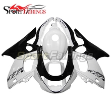 White Black Injection Fairings For Yamaha YZF600R Thundercat 1997 2000 2006 2007 ABS Full Fairing Kits Thundercat 07 Cowlings(China)