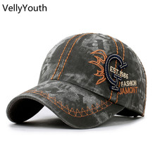 VellyYouth Baseball Cap New Leisure Embroidery G1985 Cycling Hat Traveling Cap Driving Baseball Cap For Men Women(China)