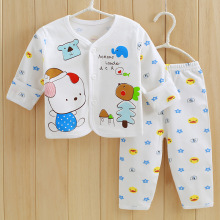 Buy Baby newborn Clothing Sets Spring Autumn baby Boys girls underwear Long Sleeve T-shirt+Pants 2Pcs Suits Children Infant Clothes for $6.97 in AliExpress store