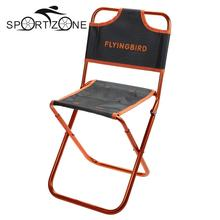 Ultra Light Folding Fishing Chair Seat for Outdoor Camping Leisure Picnic Beach Chair Other Fishing Tools with Backrest