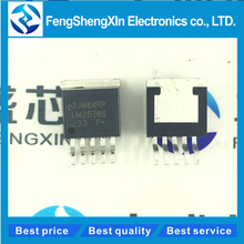 10pcs/lot     LM2576S-3.3    LM2576S  SIMPLE SWITCHER 3A Step-Down Voltage Regulator     TO-263-6