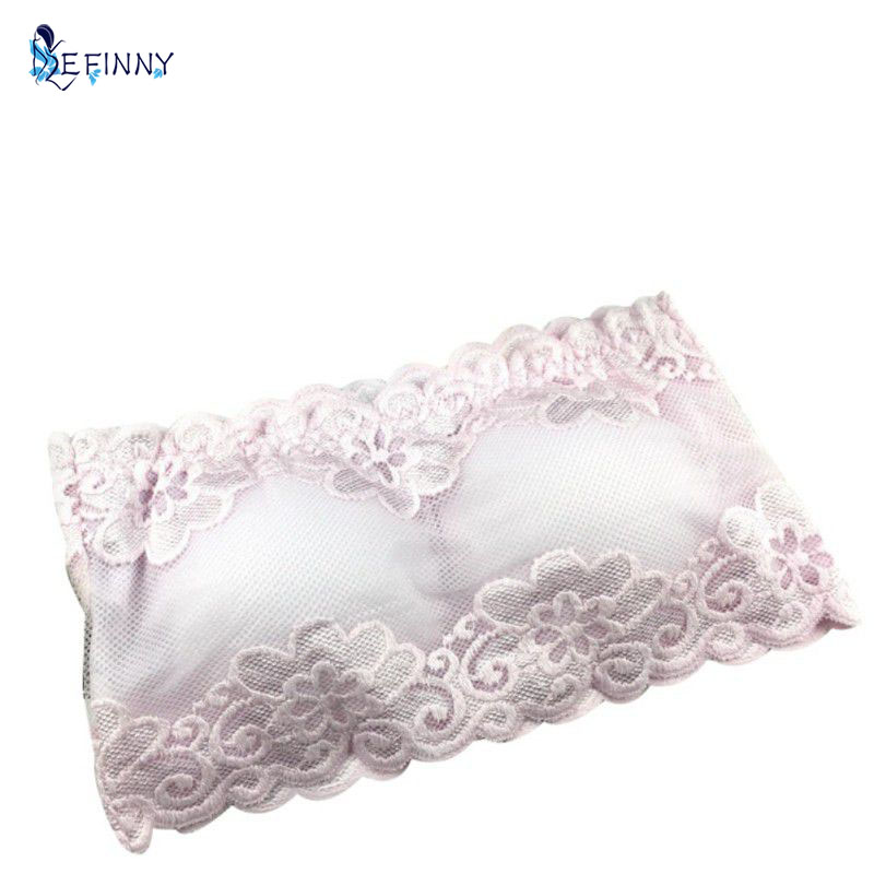 Women Brassiere Sexy Lace Bra Sexy Prevent Exposed Lace Wrapped Chest Lace Underwear Females Weave Bras