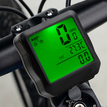 Hot Waterproof Digital Backlight Bicycle Computer Odometer Speedometer Clock Stopwatch Bike Computer Bicycle Accessories