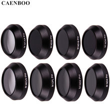 CAENBOO For DJI Mavic Pro Lens Filter Protector MC UV CPL Star ND 2 4 8 16 32 Filter Drone For DJI Mavic Professional Accessory