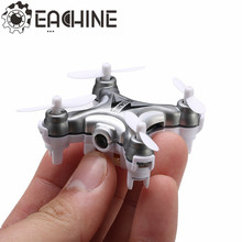 Eachine E10C Mini 2.4G 4CH 6 Axis RC Quadcopter With 2MP Camera Mode 2 For RC Toys