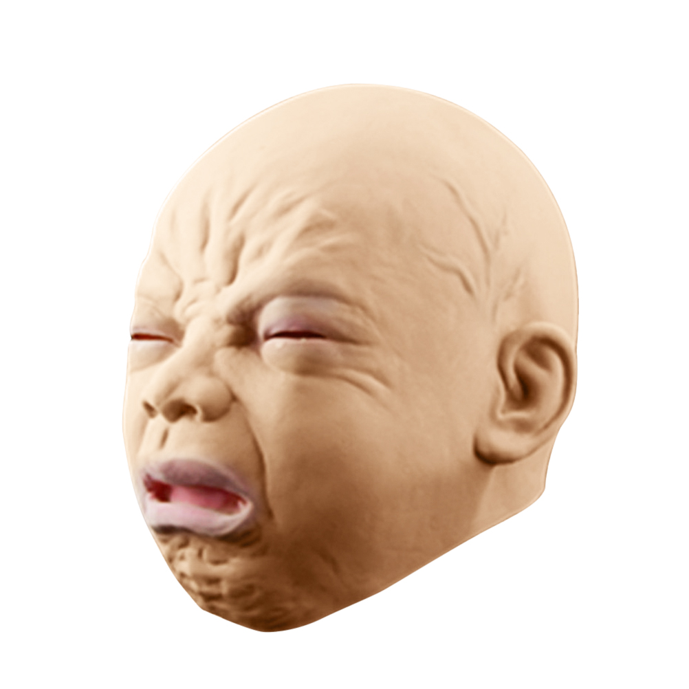 Cheap baby head mask Buy Quality baby latex mask directly from China latex mask Suppliers Crying Baby Latex Mask Costume Accessory Child Baby Head Mask ...  sc 1 st  DHgate.com & Wholesale Crying Baby Latex Mask Costume Accessory Child Baby Head ...
