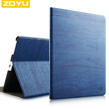 ZOYU For Apple iPad 2 iPad 3  Shockproof Case Cover For iPad 4 Retina Smart Case Slim   Designer Tablet PU For ipad 4 Case