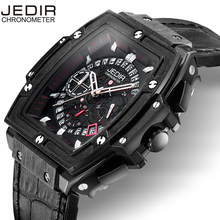 Limited Edition JEDIR F1 2017 Pirate TEAM Style Quartz men Watch Brand Men Military Silicone Men Sports Watch Relogio Masculino(China)