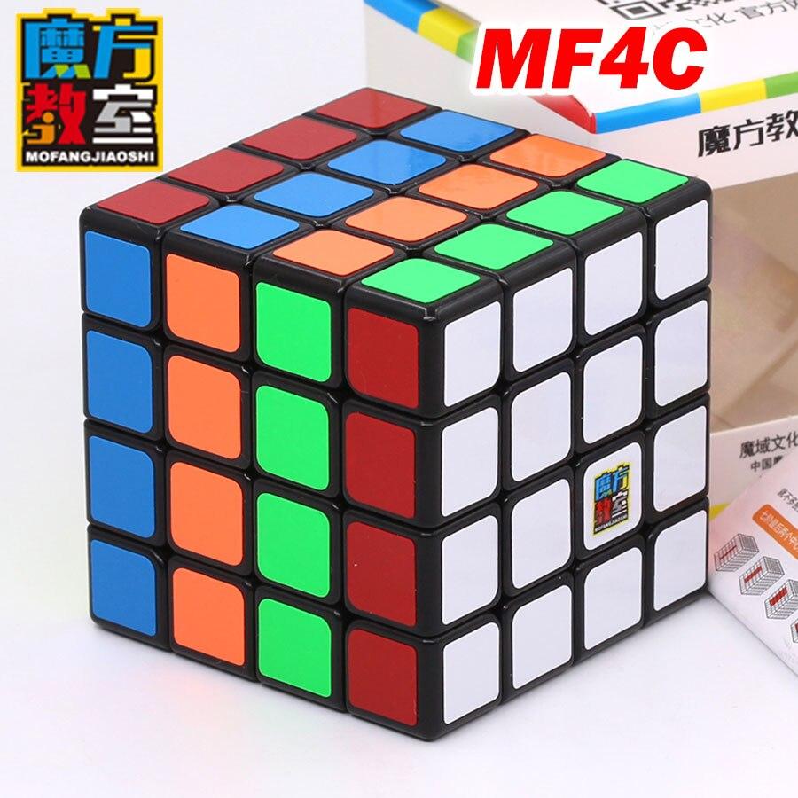 Puzzle Magic Cube Moyu cubing classroom Mofangjiaoshi MF4C 4x4x4 4*4*4 professional speed cube Educational puzzle toys gift