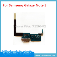 5pcs/lot NEW charging flex for Samsung galaxy Note 3 N900 N9005 N9006 charger charging connector usb dock port flex cable