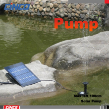 Solar Pump,DC Pump Brushless Motor Water Pump,Aquarium Submersible/,Rockery Fountain Garden solar pumps