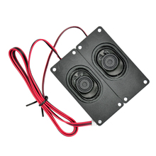 2pcs 3070 4ohm 3W Speaker Advertising LCD TV Speakers Loudspeaker 70*30*16.5mm 4 ohm 3 W rectangle Speaker