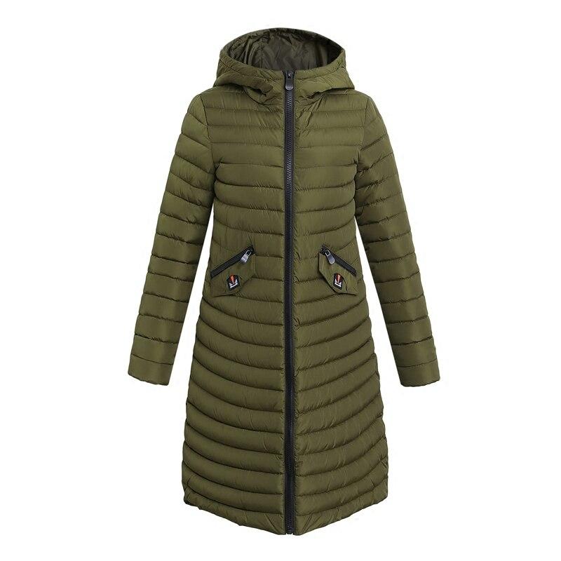 2017 New Hooded Long Parkas Female Women Winter Coat Thick Cotton Winter Jacket Womens Outerwear Parkas for Women Winter OutwearÎäåæäà è àêñåññóàðû<br><br>