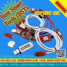 gsmjustoncct BST Dongle Best Smart Tools for Htc Samsung S5 Flash, Unlock, Remove Screen Lock, Repair IMEI, NVM/EFS, etc(China)