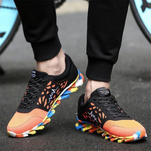 Beinuolvtu New Brand Sports shoes for Men Running shoes Mesh Trainers Breathable athletic Shoes 39-44 Sneakers Cool