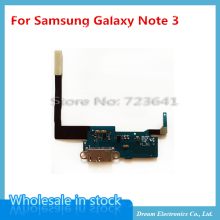 10pcs/lot NEW Micro USB Dock Connector Charger Charging Port Flex Cable For Samsung Galaxy Note 3 N9005 N9006 N900