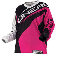 Top quality 2018 Top quality sports race cycling jerseys choli male Summer mountain bike suvs new pattern wholesale motocross ra(China)