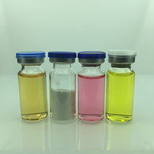 DHL Free 500pcs/ 5ml Mini Glass perfume Bottles Sample oil Vials Empty Small Essential Oil Bottles With Lid Pills packaging