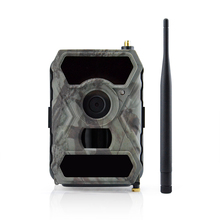 3G Mobile Trail Camera with 12MP HD Image Pictures & 1080P Image Video Recording with Free APP Remote Control IP54 Waterproof(China)