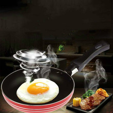 Hot Sale Breakfast Artifact No Fumes Non-stick Frying Pan Versatile Mini Creative Issued(China)