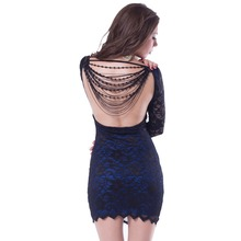 R7841 Wholesale and retail hot style novelty dresses high quality hot sale backless bodycon dress new arrival fashion sexy dress