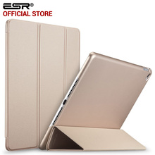 Case for iPad mini 4, ESR Ultra Slim Fit Leather Smart Case Rubberized Back Magnet Cover for iPad mini 4 2015 Release
