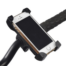 Hot Bike Bag Mtb Bicycle Handlebar Phone Case High Strength Cycling Top Frame Bag 3.5''-7'' Mobile Phone Holder Stand Support
