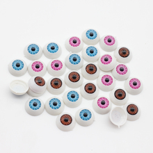 20MM BJD Doll Reborn Baby Kit Safety BJD Eyes Kit Reborn Baby Reborn Baby Doll Kit Dolls Baby Eyeball For Toy es011(China)