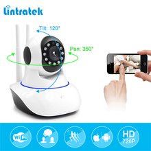 lintratek HD 720P Wireless CCTV Baby Video Surveillance Camera Home Security Wifi Camera 10m Nightvision Camera Onvif Ip Camera(China)