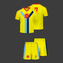 New Arrival 2017 Original Brand Professional custom Soccer Suit Sportswear Design Logo Football jerseys For Men / Women