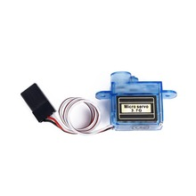 Micro 3.7g Servo For Control Aeromodelling Aircraft Flight Direction Helicopter Model 4.8 To 7.2 Volts Mini Steering Gear