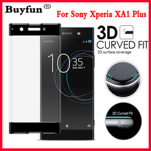 Buy 3D 9H Full Cover Premium Tempered Glass Sony Xperia XA1 Plus Screen Protector Toughened protective film Sony XA1 Plus for $3.80 in AliExpress store