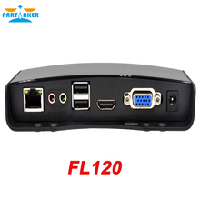 Partaker Thin Client Mini PC Station FL120 All Winner A20 512MB RAM Linux 3.0 RDP 7.1(China)