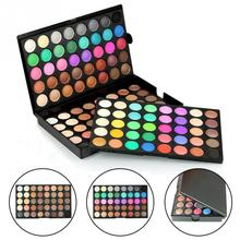 Colorful 120 Colors Portable Eyeshadow Palette Makeup Set Neutral Shimmer Matte Cosmetics Eye Shadow