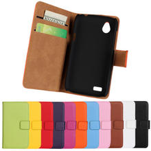 PU Leather Case For HTC Desire X T328e Book Wallet Style Magnetic Design With Card Slot Flip Stand Phone Cover Shell Bags