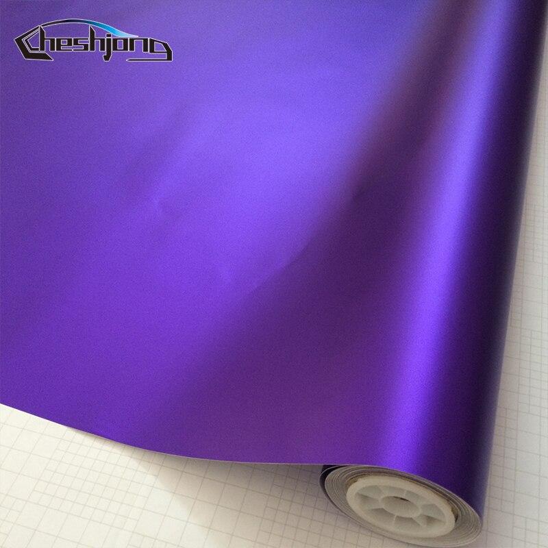 Matte-Chrome-Vinyl-Deep-Purple-PVC-Chrome-Film-Matte-Vinyl-Car-Styling-Sticker-Wrap-2