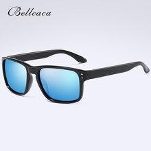 Bellcaca Polarizada Óculos De Sol Dos Homens óculos de Visão Noturna  Motorista Óculos de Sol Das Mulheres Designer De Marca Para. 7585b3fbd2