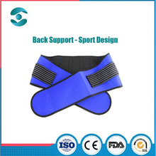 Tourmaline Self Heating Magnetic Waist Support
