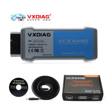 2017 New VXDIAG VCX NANO for TOYOTA TIS Techstream V10.10.018 Compatible with SAE J2534 VXDIAG Toyota Diagnostic free shipping