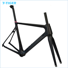 2016 Hot sale High Quality Carbon Road Frame China Carbon Frame road bike include fork headset seatpost clamp