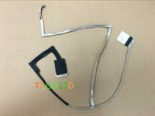 Genuine New Free Shipping Laptop LCD cable For ASUS X501 X501A X501U XJ5 14005-00430100 DD0XJ5LC011
