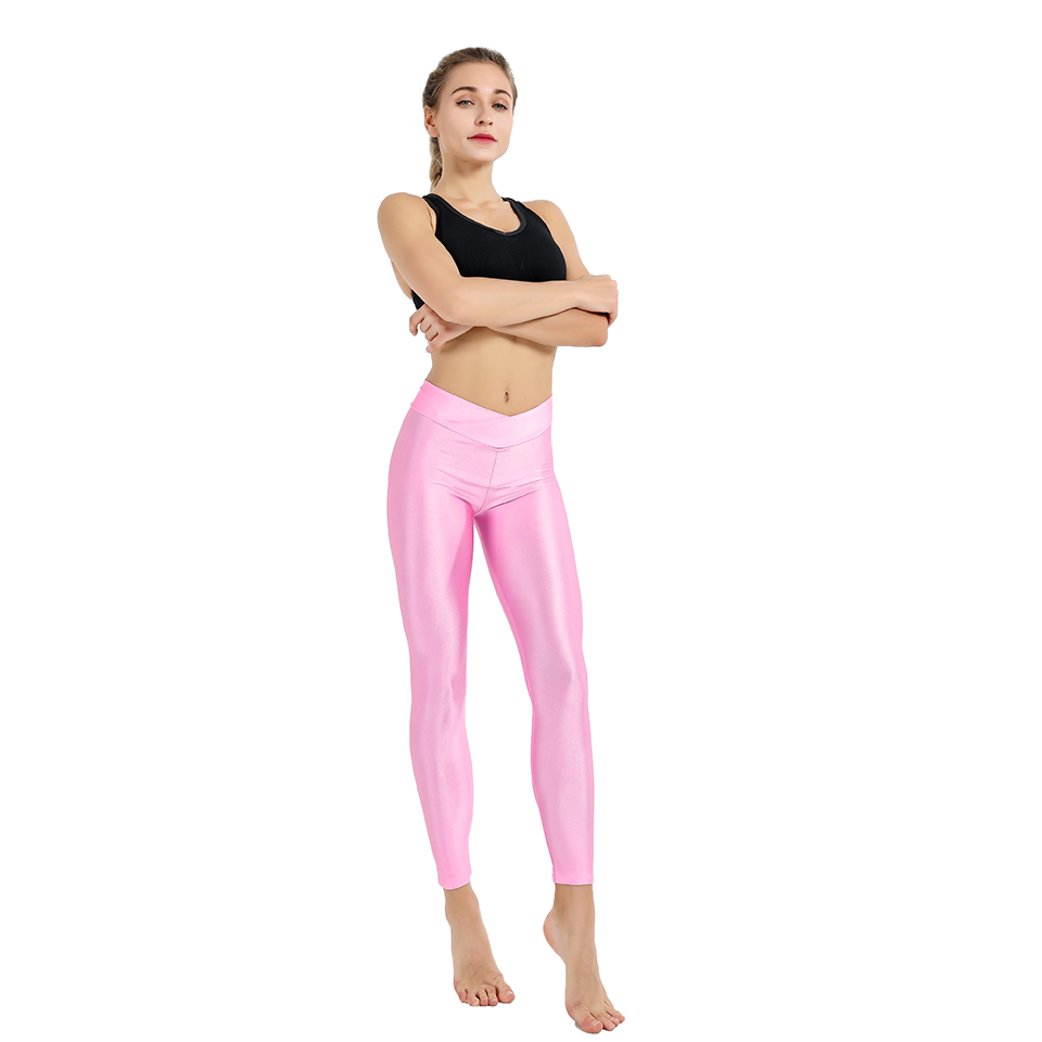Legging rose fluo - RoseGirly