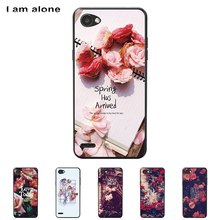 Buy LG Q6+ Q6A Q6 Plus M700 X600 5.5 inch Solf TPU Silicone Case Mobile Phone Cover Bag Cellphone Housing Shell Skin Mask Diy for $1.11 in AliExpress store