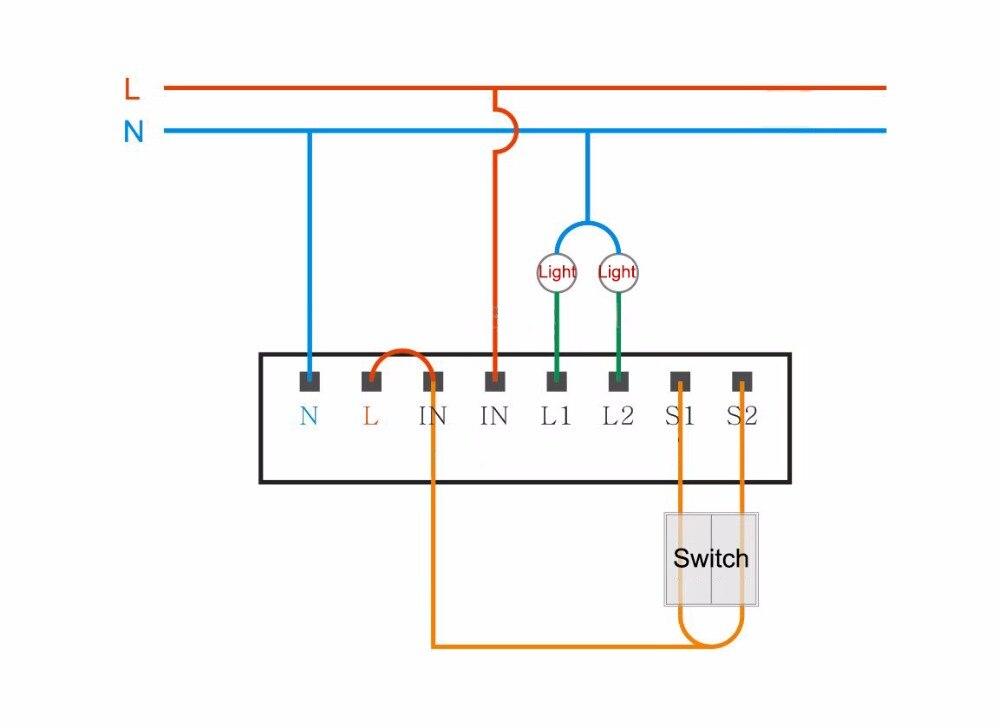 In Stock Xiaomi Mijia Aqara Eigenstone Two-way control module Wireless Relay Controller 2 channels Work For Mijia Home Kit (4)