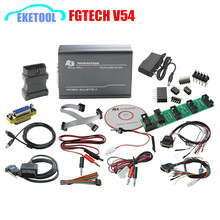High Quality FGTECH Galletto 4 Master V54 Latest Version Auto ECU Chip Tuning Programmer FG TECH Unlock Version Multi-Language