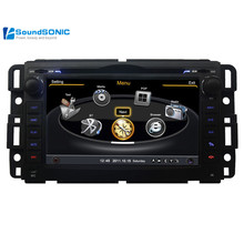 For Chevrolet Monte Carlo SS Supercharged Coupe Express Car Styling Tuning DVD Radio GPS Navigation Auto Spare Parts Accessories