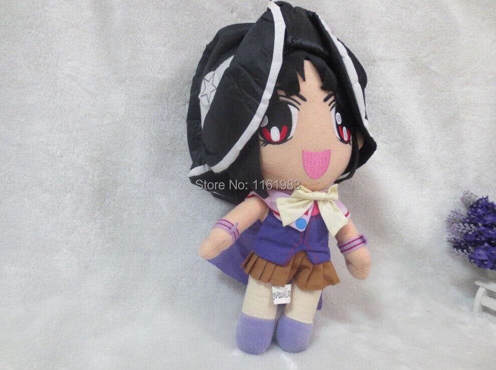 Japanes Anime figures Rosario and Vampire Akashiya Moka 30cm plush dolls stuffed toys<br><br>Aliexpress